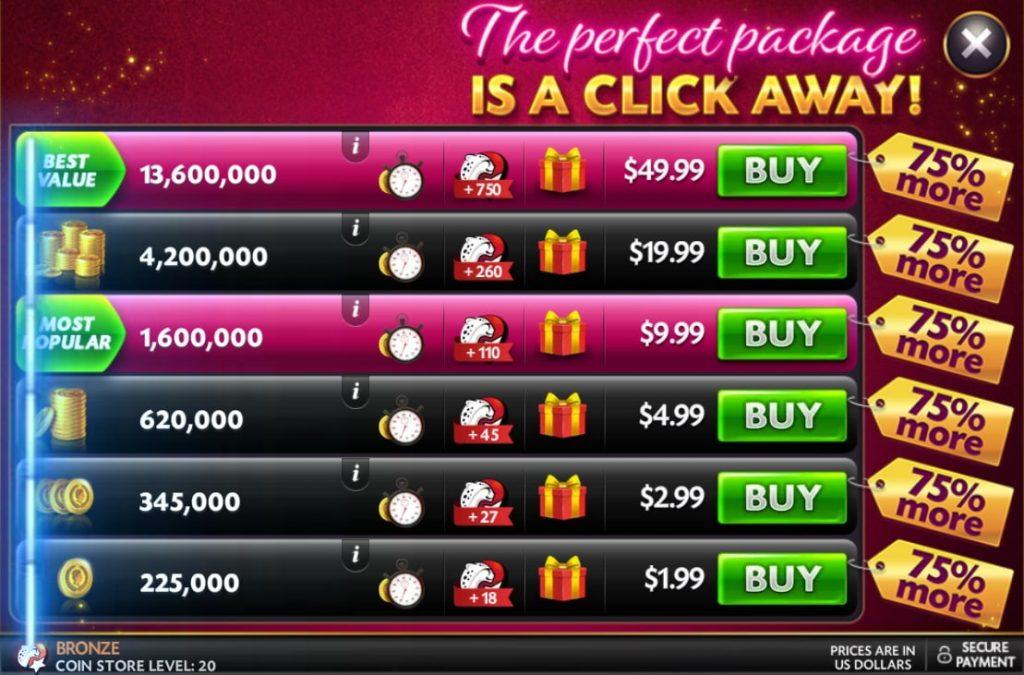 Caesars Casino Chips Market on Facebook