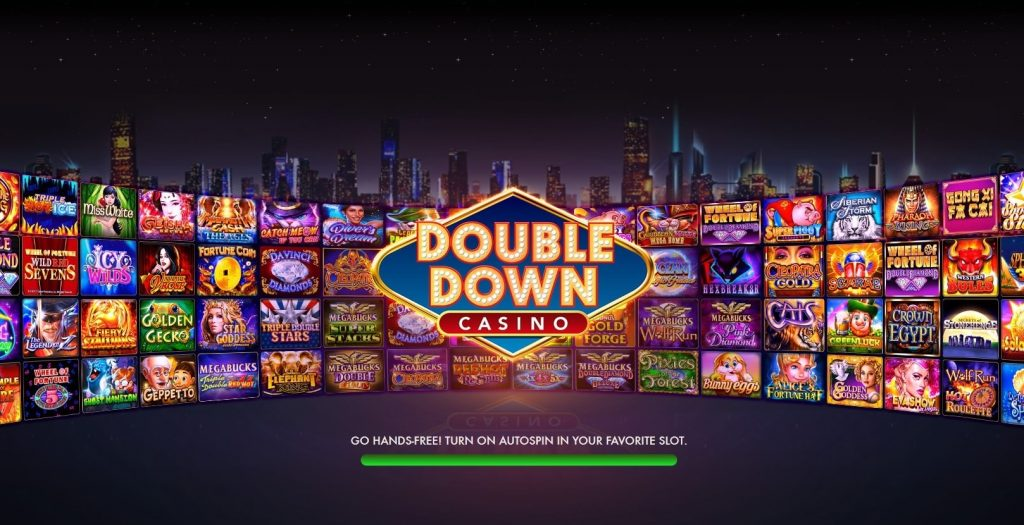 DoubleDown Casino on Facebook