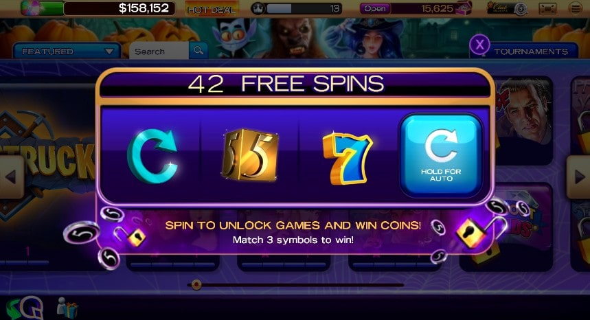 Free Chips for High Five Casino on Facebook