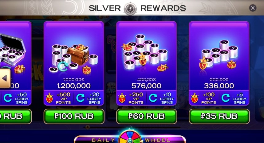 High 5 Casino Chips Market on Facebook