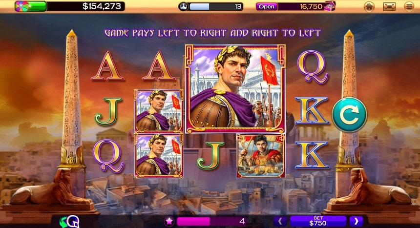 High 5 Casino Facebook Sot Game