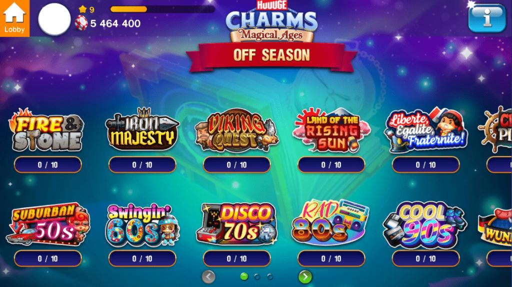 Huuuge Casino Bonuses on Facebook