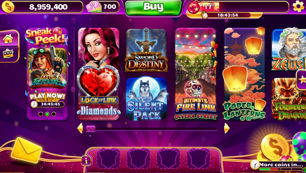 Jackpot Party Games on Facebook