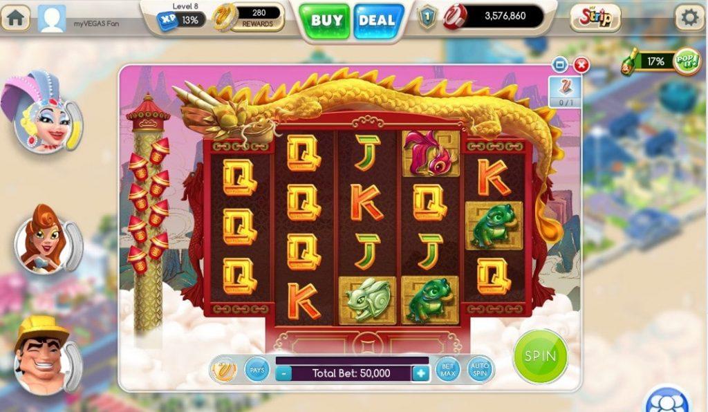 myVegas Slots Slots Game