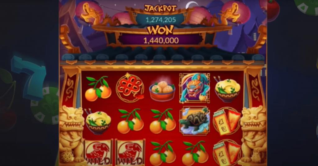 Big Fish Casino Slots on Facebook