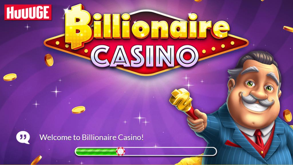 Billionaire Casino on Facebook
