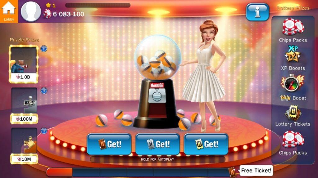 Promotions at Billionaire Casino
