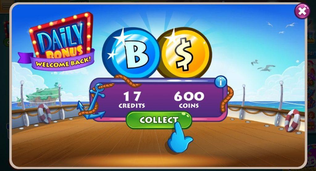 Bingo Blitz Daily Bonus